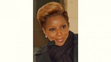 Mary J. Blige Age and Birthday