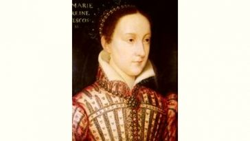 Mary Stuart Age and Birthday