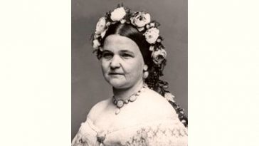 Mary Todd Lincoln Age and Birthday