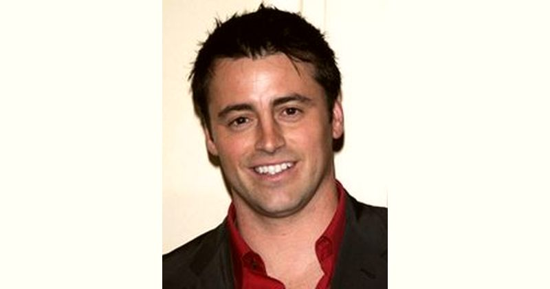 Matt LeBlanc Age and Birthday