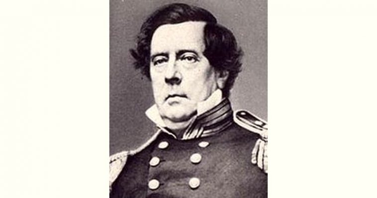 Matthew C. Perry Age and Birthday