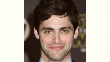 Matthew Daddario Age and Birthday