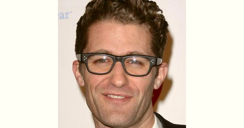 Matthew Morrison Age and Birthday
