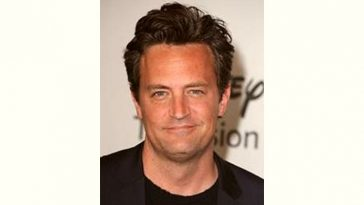 Matthew Perry Age and Birthday