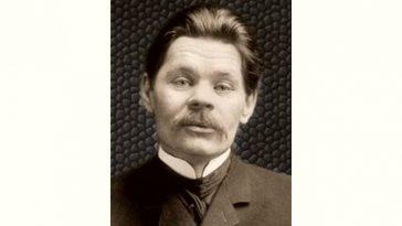 Maxim Gorky Age and Birthday