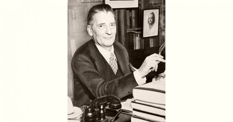Maxwell Perkins Age and Birthday