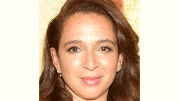 Maya Rudolph Age and Birthday