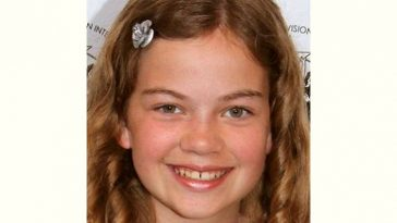 Megan Charpentier Age and Birthday