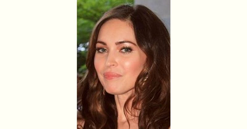 Megan Fox Age and Birthday