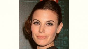 Meghan Ory Age and Birthday