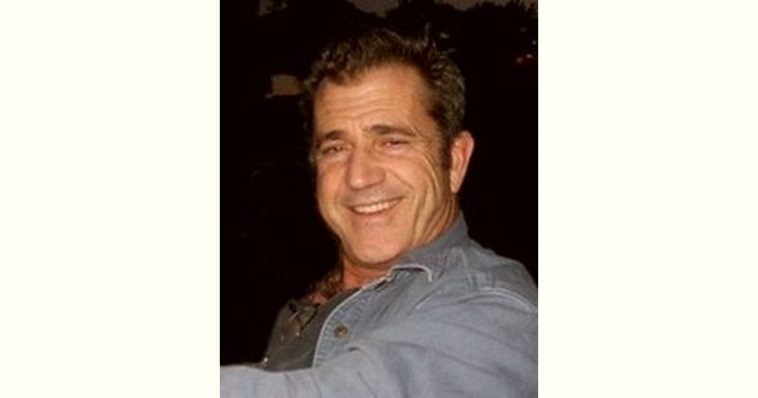 Mel Gibson Age and Birthday