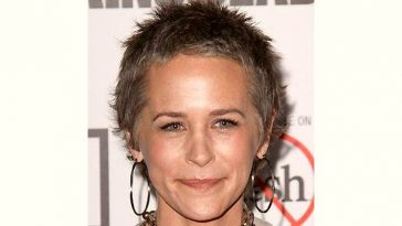Melissa Mcbride Age and Birthday