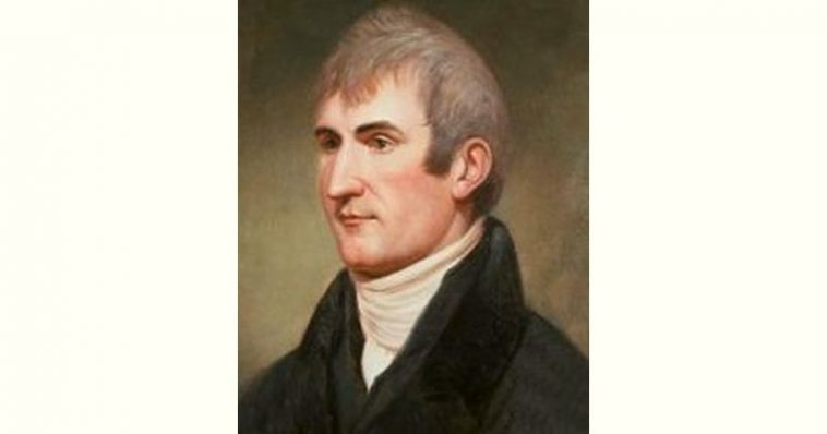 Meriwether Lewis Age and Birthday