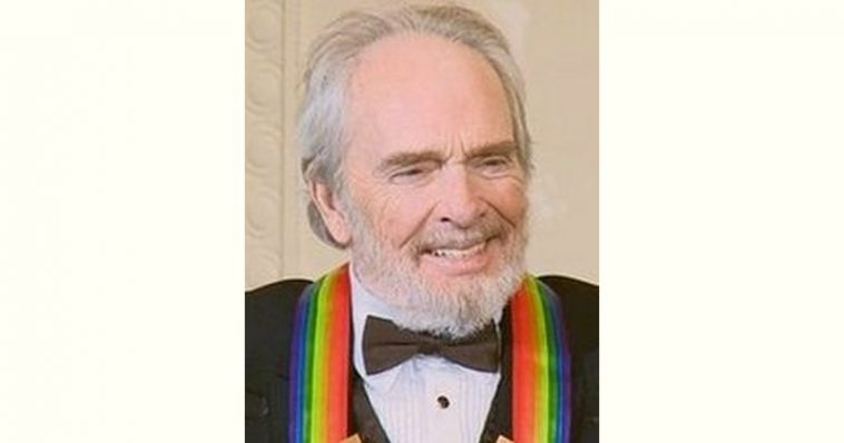 Merle Haggard Age and Birthday