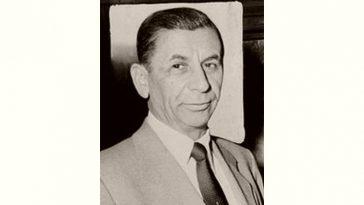 Meyer Lansky Age and Birthday