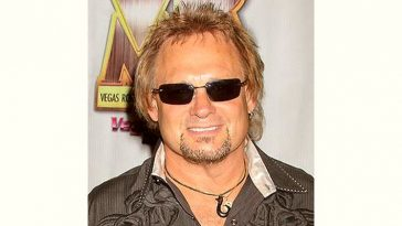 Michael Anthony Age and Birthday
