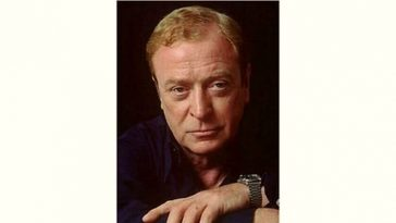 Michael Caine Age and Birthday