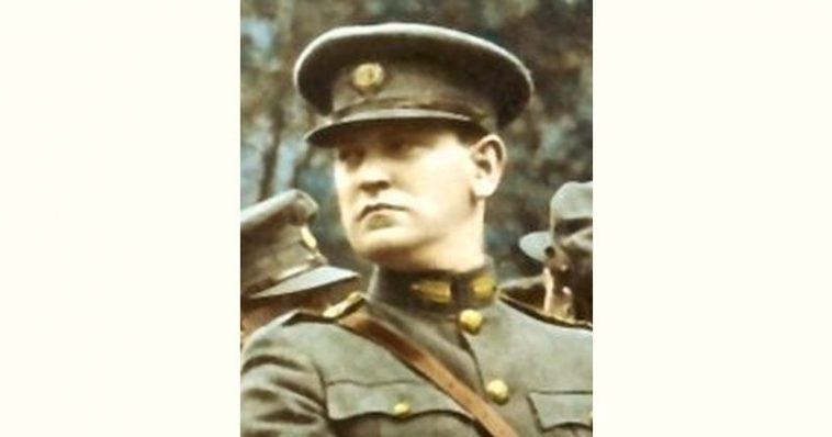 Michael Collins Age and Birthday