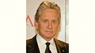 Michael Douglas Age and Birthday