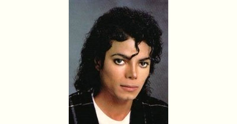 Michael Jackson Age and Birthday