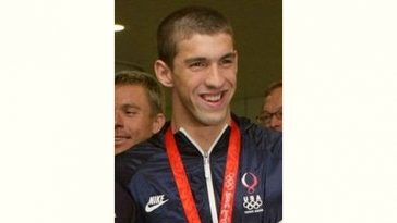 Michael Phelps Age and Birthday