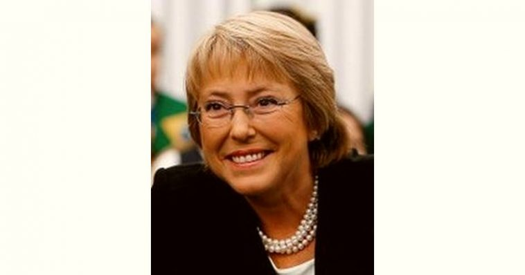 Michelle Bachelet Age and Birthday