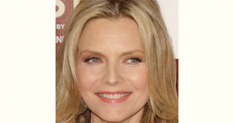 Michelle Pfeiffer Age and Birthday
