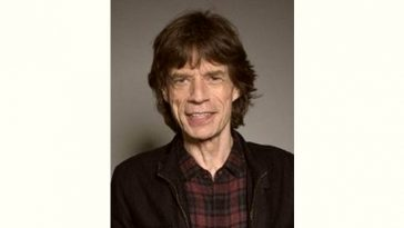 Mick Jagger Age and Birthday