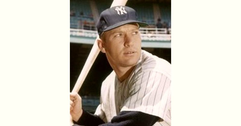 Mickey Mantle Age and Birthday