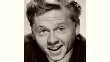 Mickey Rooney Age and Birthday