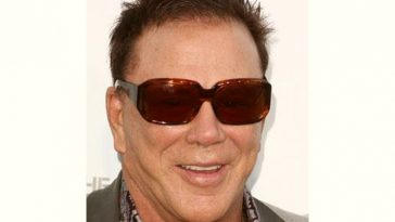 Mickey Rourke Age and Birthday
