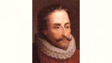 Miguel de Cervantes Age and Birthday
