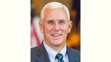 Mike Pence Age and Birthday