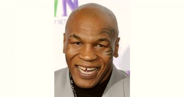 Mike Tyson Age and Birthday