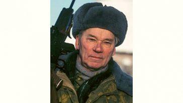 Mikhail Kalashnikov Age and Birthday