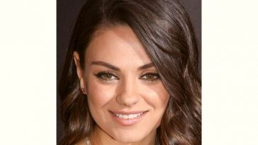 Mila Kunis Age and Birthday