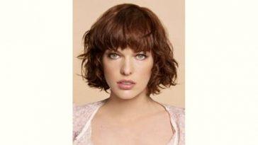Milla Jovovich Age and Birthday