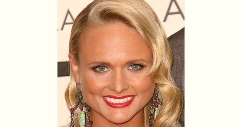 Miranda Lambert Age and Birthday