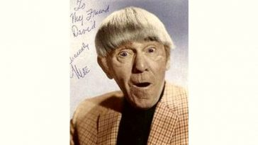 Moe Howard Age and Birthday