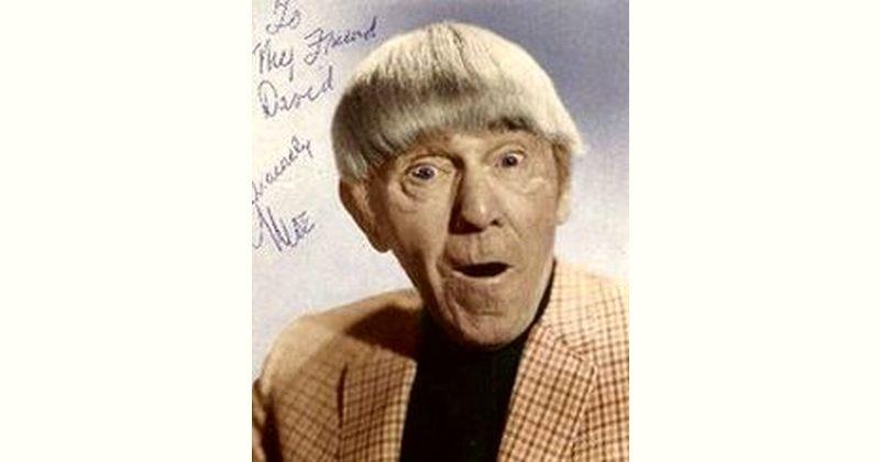 Moe Howard Age and Birthday