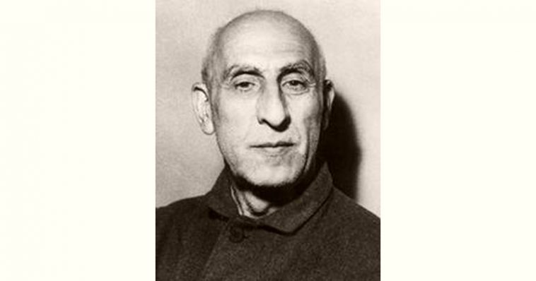 Mohammad Mosaddegh Age and Birthday