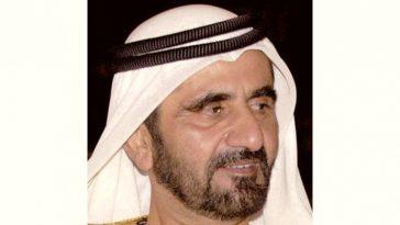 Mohammed Maktoum Al Age and Birthday