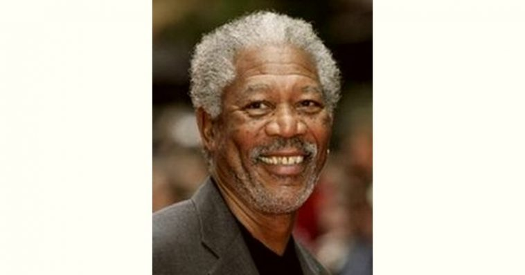 Morgan Freeman Age and Birthday