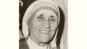 Mother Theresa Age and Birthday