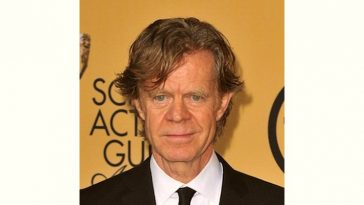 Movieactor William Macy Age and Birthday