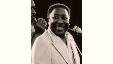 Muddy Waters Age and Birthday