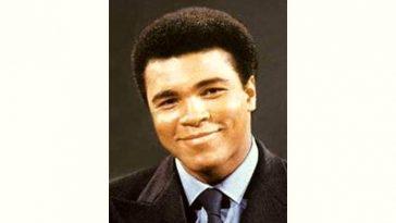 Muhammad Ali Age and Birthday
