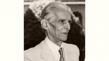 Muhammad Jinnah Age and Birthday