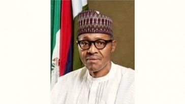 Muhammadu Buhari Age and Birthday