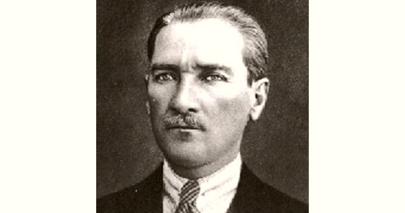 Mustafa Ataturk Age and Birthday